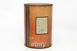 1930s Rare Sinclair Standing Dino motor oil can