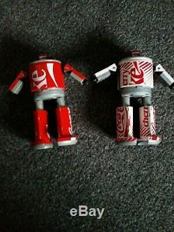 1980s Transformers Coke And Cherry Coke Can Rare! Hard To Find