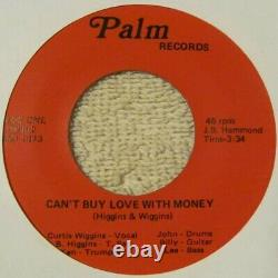 (45) (Hear) Curtis Wiggins Can't Buy Love With Money (KY) Rare Soul (1973)