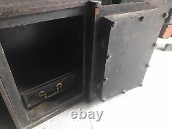 Antique Vintage Retro Georgian Rare Gothic Safe Can Deliver