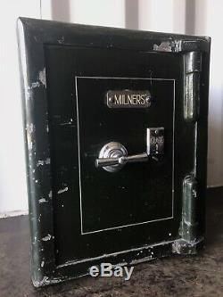 Antique Vintage Retro Rare Milners Grade 1 Safe Can Deliver Wow