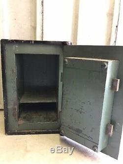 Antique Vintage Retro Victorian Rare Tebbit Safe Can Deliver