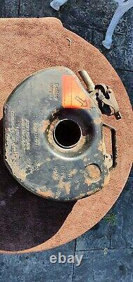 BMW Rare Spare Wheel Petrol Can Fuel Jerry Oem