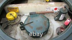 Bunded Oil Tank Titan ES1225T Heating Oil Diesel Rare Top Outlet Version Can Del