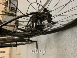 C100 mtb custom very rare wheelie bike (can negotiate price) CASH ONLY