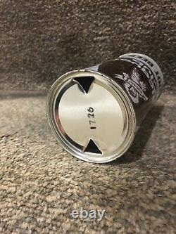 CLICQUOT CLUB ROOT BEER, 12oz FLAT TOP SODA CAN MILLIS, MA, RARE VERY CLEAN