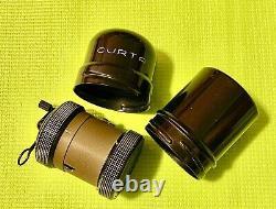 CURTA Calculator Type II, 1953-64 #511899 TOP WORKING Rare Curta With Can