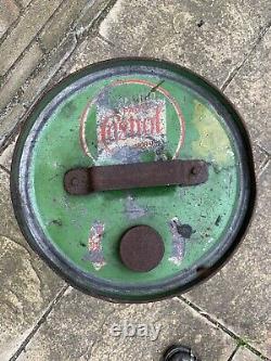 Castrol Wakefield XXL Vintage Oil Can RARE