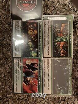 Chaotic beyond the doors Super/ultra Rares (can Sell Individually)