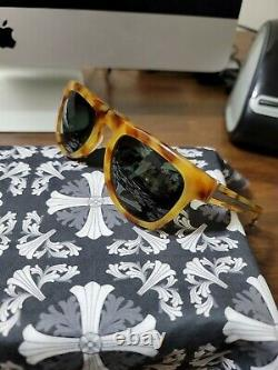 Chrome Hearts All You Can Eat Honey Tortoise extremely Rare 100% GENUINE
