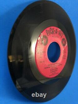 FRENCH COFFEY Nothing From Nothing / Can't Get Enough RARE SOUL 45 rpm 7 Vinyl