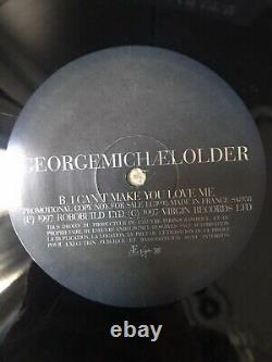 George Michael Older / I Cant Make You Love Me (rare Édition French SA-8158)