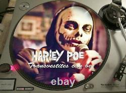 Harley Poe Transvestites can be cannibals too Very Rare 12 LP (Satan, Sex)