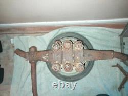 James Barwell Giant Victorian Bronze Church Bell Rare 30kg 17 x 15 Can Post