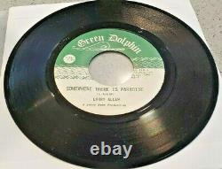 Larry Allen 45RPM Can't We Talk It Over Northern Soul 1st Press G&C115-B Rare