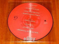 Madonna You Can Dance Rare 12 Picture Disc Vinyl Lp 1987 Sire Promo Mad-1 Ltd