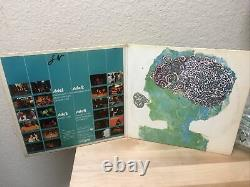 Mega Rare CAN Tago Mago ORIGINAL GERMAN/UK 1ST PRESS A1, PROG 2 LP Set VG+