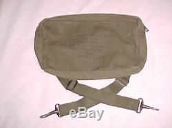 ORIGINAL, RARE & VG Condition AAF Type E-7 Emergency Ration Pouch For Water Cans