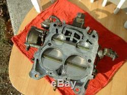 Quadrajet 7043263 4 Speed 1973 1974 Pontiac Grand Am GTO Lemans 400 Carburetor