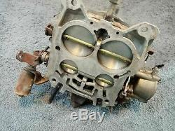 Quadrajet 7044269 Factory 4 Speed Pontiac GTO Lemans 350 400 455 Carburetor 1973