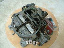 Quadrajet 7044269 Rochester 4 Speed Pontiac Lemans GTO 1973 1974 Carburetor NOS
