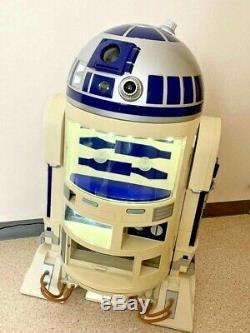 R2-D2 Drink Cooler Star Wars PEPSI Limited Only 2000 Refrigerator Japan Rare can