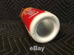 RARE 1980's Vintage Coca Cola 2 Liter Reseal Aluminum Can Prototype Coke Test