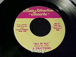 RARE SOUL 45 ATTRACTIONS You Can Have Me/All In All MAIN ATTRACTION$500 Manship
