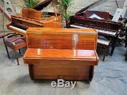 RARE Ships Captains Yacht Mini Piano Zender, London CAN DELIVER