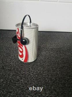 RARE Vintage 1980s Takara 80s Diet Coca-Cola Dancing Coke Can