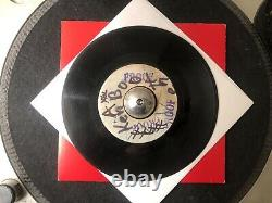 Rare 1968 Rocksteady Reggae Ken Boothe Cant You See Blank Links Listen 45