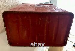 Rare Bowleys Vintage Petrol Fuel Can Automobilia 3/- Variant