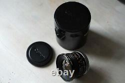 Rare Canon FD 17mm f/4 S. S. C. SSC Wide Angle MF Lens + can be used on A1 AE1 F1