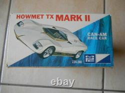 Rare Mpc Howmet Can Am Racer Unbuilt