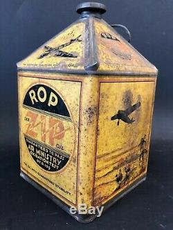 Rare Rop Oil Can