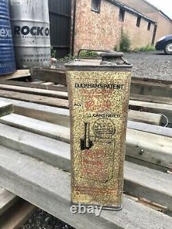 Rare Rover Oil Can