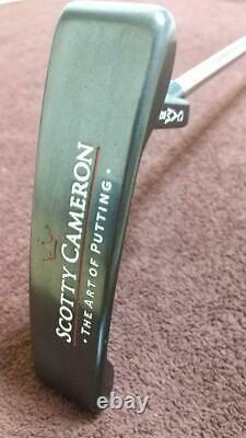 Rare Scotty Cameron Newport Oil Can