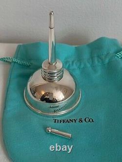 Rare Tiffany & Co Sterling Silver Oil Can Vermouth Dropper