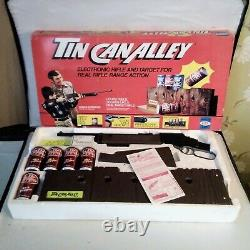 Rare Tin Can Alley Chuck Connors by IDEAL (EXCELLENT) DR PEPPER EDITION
