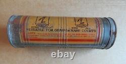 Rare c1920 Slazenger Tennis Ball Can / Canister Vintage