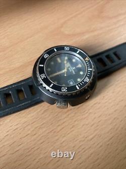 SCUBAPRO 500 Tuna Can Swiss Made Automatic Watch Rare Orologio da Collezione