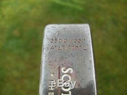 Scotty Cameron 350g Asian Spec AOP Oil Can Newport Titleist Putter RARE 1 of 300