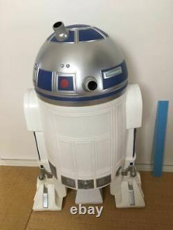 Star Wars R2-D2 BIG Dust Box Trash Size 60cm Movie RARE Trash can no Box