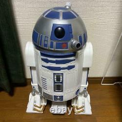 Star Wars R2-D2 Dust Box Trash Size H600×W400mm Movie SUPER RARE Trash can #743
