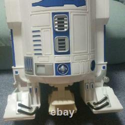 Star Wars R2-D2 WASTEBASKET R2-D2WB-06 Heart Art Collection Japan Trash Can Rare