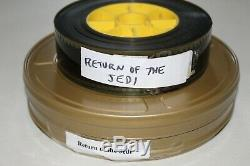 Star Wars The Return of the Jedi 35mm Film Trailer NEW Can RARE