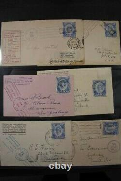 TONGA NIUAFO'OU + 88 Covers Rare Tin Can Mail the Biggest Stamp Collection