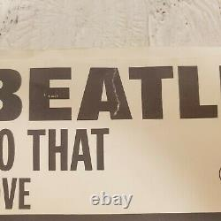 The Beatles Can't Buy Me Love RARE Capitol 5150 Picture Sleeve VG+