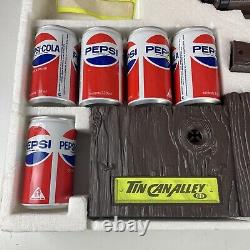 Tin Can Alley (Rare) Chuck Connors by Ideal Pepsi Cola FOR SPARES & REPAIRS