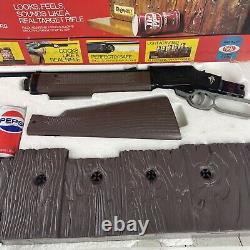 Tin Can Alley (Rare) Chuck Connors by Ideal Pepsi Cola Good Retro Condition